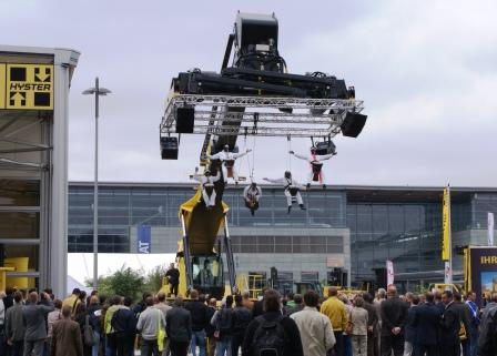 hyster cemat 2008