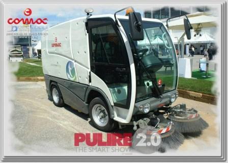 коммунальная уборочная машина COMAC CS 2000