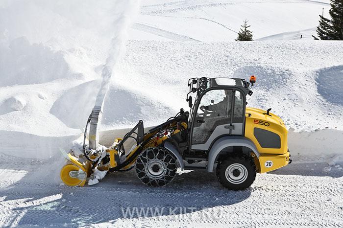 Транспортер снегоуборочный конвейеры для сборки машины