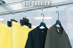 Автоматический чехольный конвейер SSI CARRIER